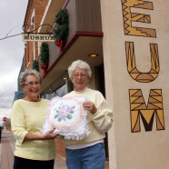 Resident Wins Vintage Quilt Raffle