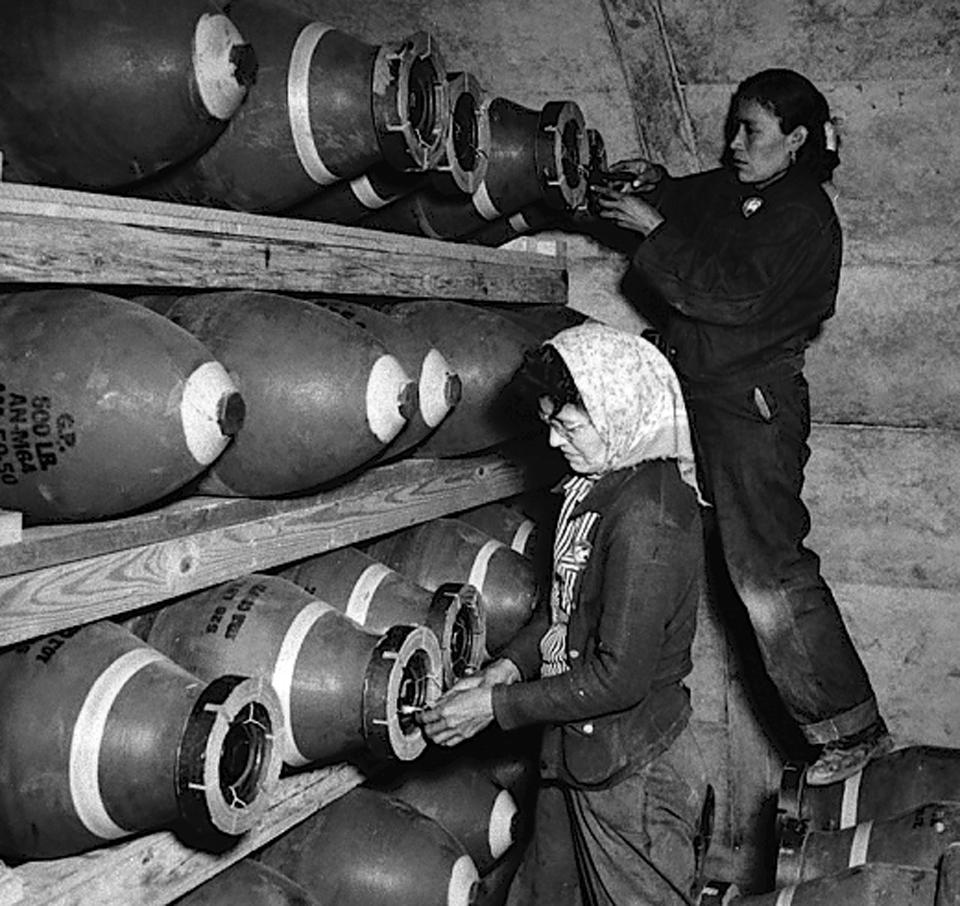 OTM-NavajoWomen&Bombs