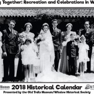 2018 Historical Calendar On Sale